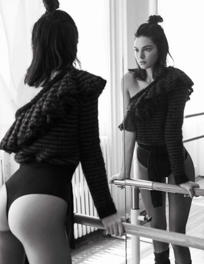 Kendall Jenner'ın bu pozları başına bela oldu