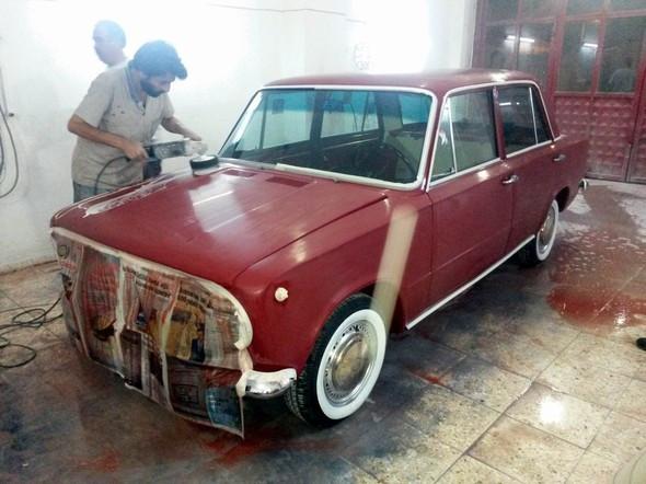 1976 model Murat 124'e 32 bin lira harcadı