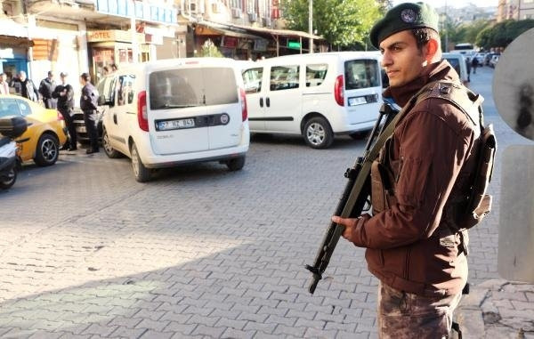 IŞİD tehdidinin ardından Gaziantep'te alarm verildi