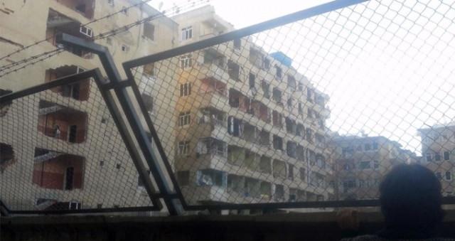 Diyarbakır'daki patlamadan görüntüler