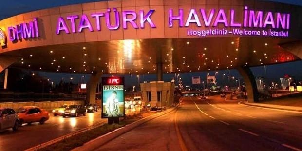 Atatürk Havalimanı'nın kapısındaki x-ray kaldırıldı