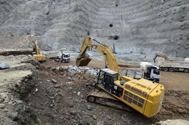 Yusufeli Barajı'nda son durum