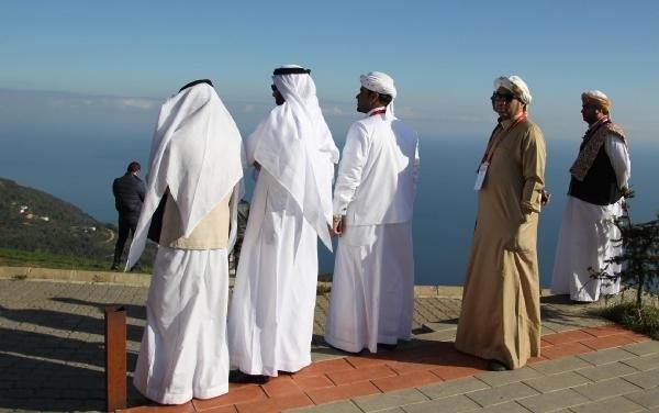 Arap turistler Ordu'ya akın etti