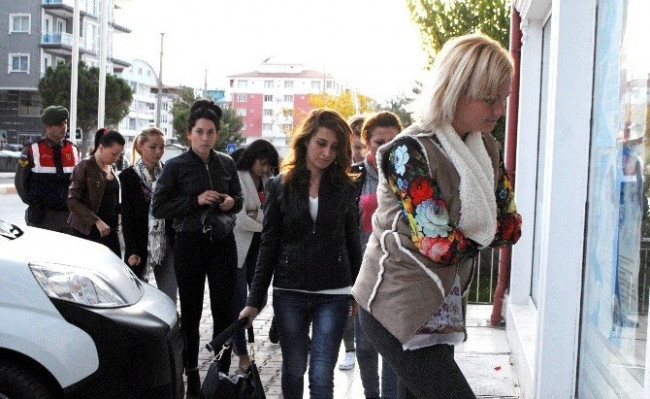 Burdur'da ''manita'' operasyonu