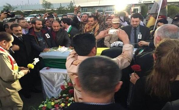 Eski PKK'lı Bingöl'de toprağa verildi
