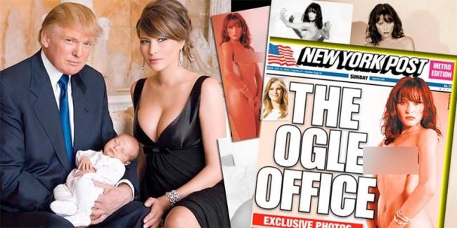 İşte yeni first lady Melania Trump