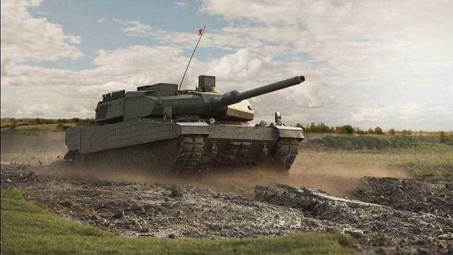 """Milli tank tüm hızıyla geliyor! """"Altay'ın seri üretiminde göre"""
