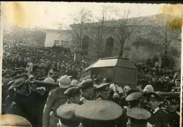 Atatürk'ün tabutunu taşıyan asker o günü hiç unutmadı