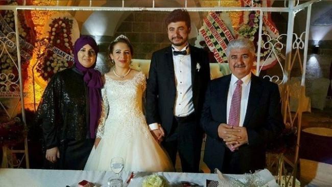 15 Temmuz gazisi vekil oğlunu böyle evlendirdi