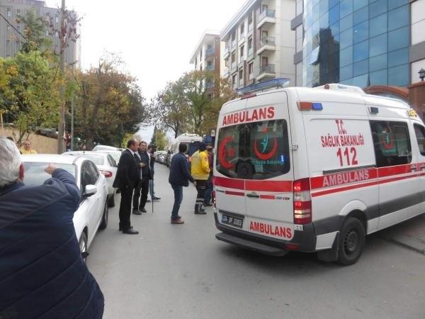 İstanbul Maltepe'de patlama: 3 yaralı