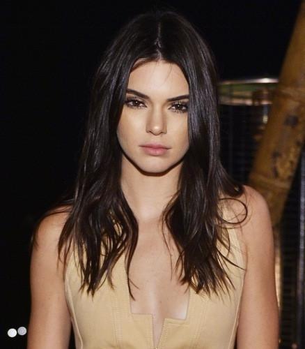 Türk hayranından Kendall Jenner'e inanılmaz hediye!