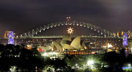 Avustralya 2009a girdi !