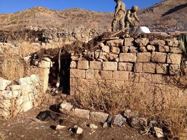 Hakkari'de PKK'ya dev darbe