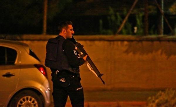 Antalya'da terör operasyonu sürüyor
