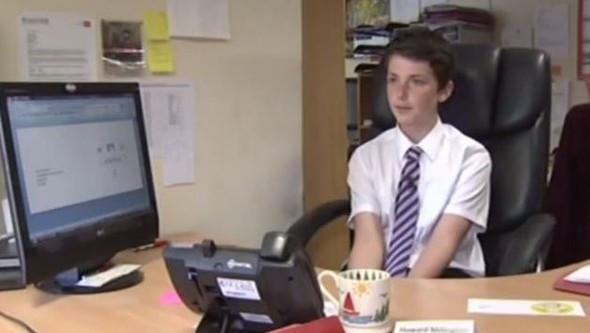 13 yaşında işe başladı 14 yaşında milyoner oldu