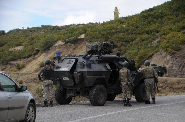 PKK Tunceli'de hezimete uğradı