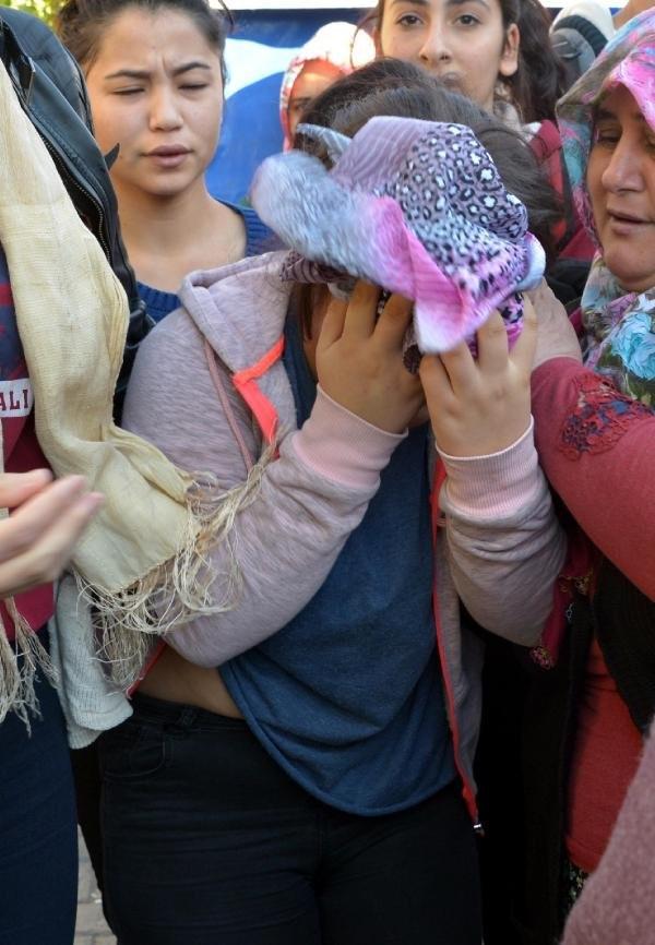 Katliamdan kurtulan kızın feryadı yürekleri yaktı
