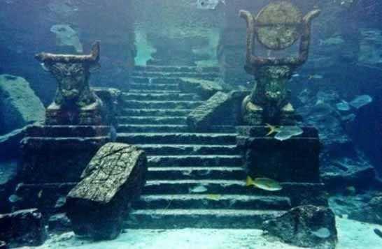 Kayıp şehir Heracleion'un sırrı ne?