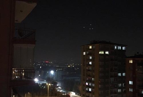Türkiye'ye UFO saldırısı iddiası olay oldu