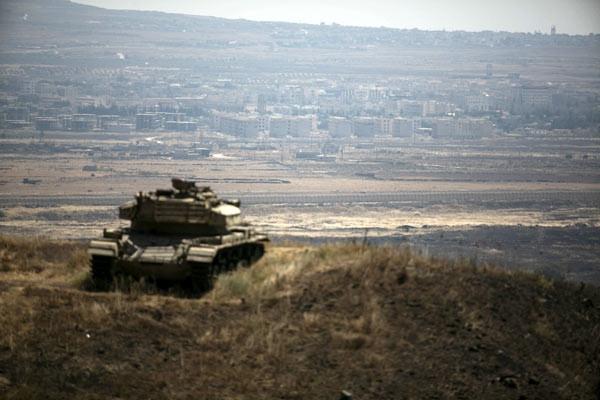 DEAŞ ilk kez İsrail'e saldırdı