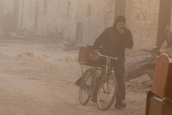 Halep'te korkulan oldu !