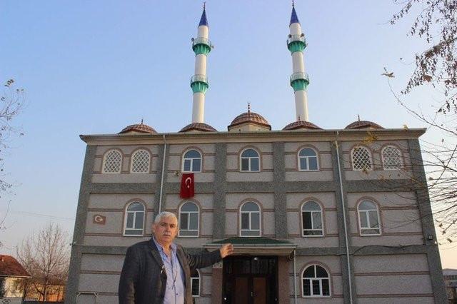 Bursa'da camisiz minare