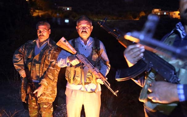 Amca çocukları, PKK'nın korkulu rüyası oldu !