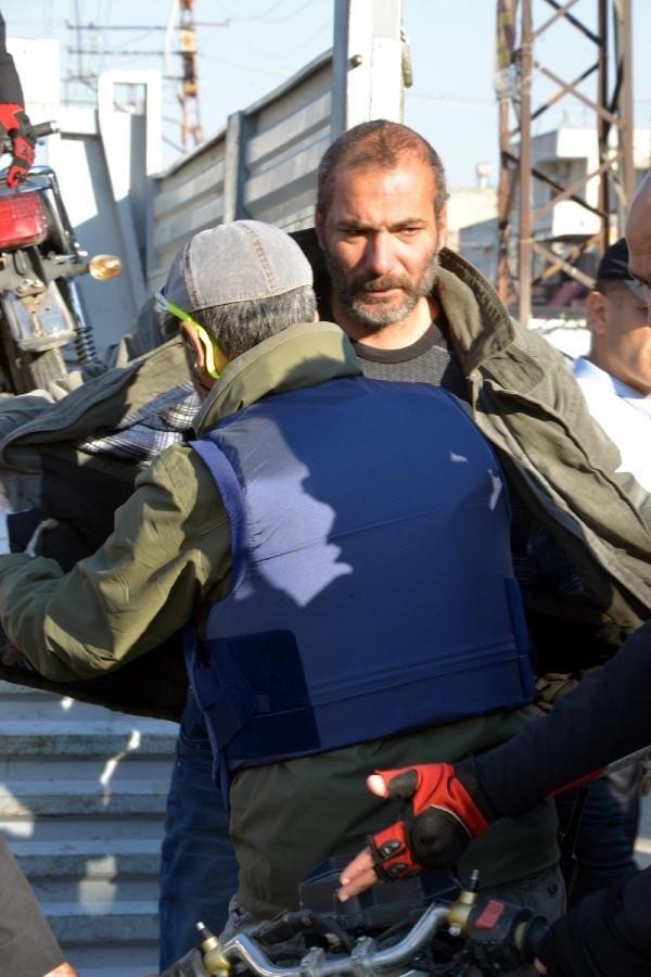 Çalıntı motosikletle kaza yapınca yakalandı !
