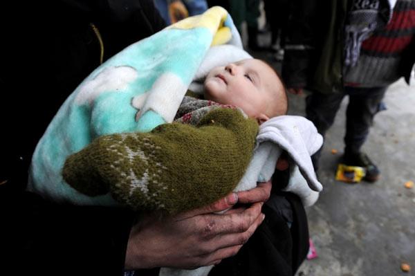 Halep'e Rus yardımı !
