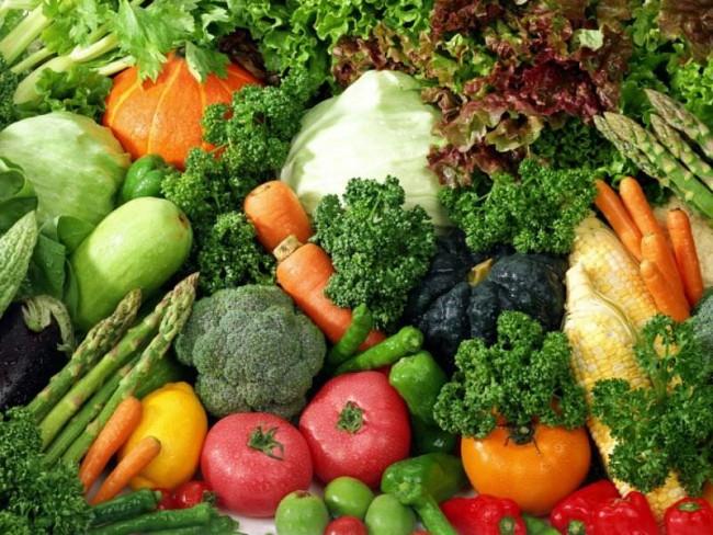 Sağlıklı hayatın renkli reçetesi