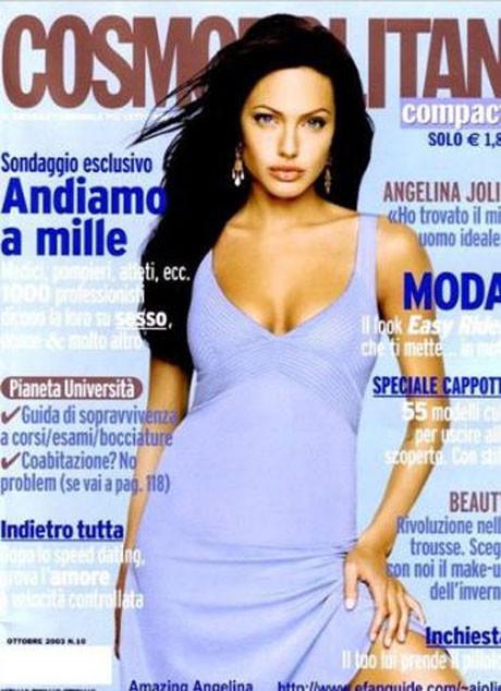 Angelina Jolienin gençlik sırrı