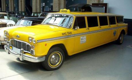 Enteresan taksiler