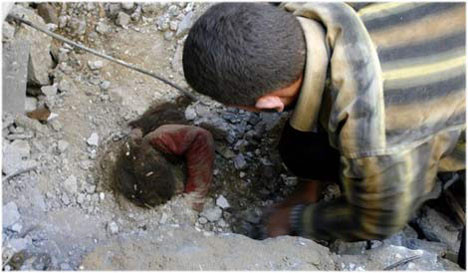 Binlerce çocuk katledildi!