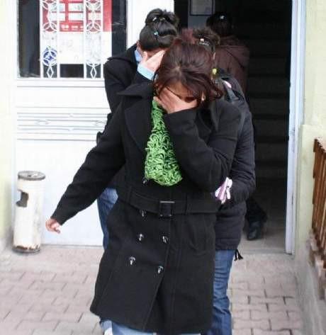 Liseli kız intihar etti!