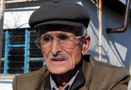 79 yaşındaki Ahmet Dede askere çağırıldı