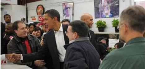 Obama yine şaşırttı