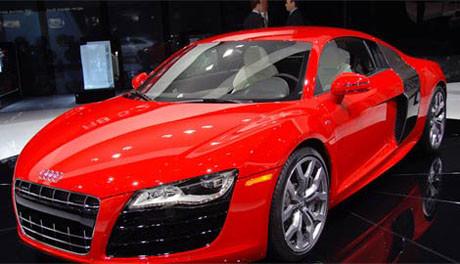 İşte Audinin efsane modeli R8