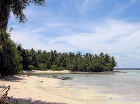 Dünya harikası Tuvalu ülkesi haritadan siliniyor