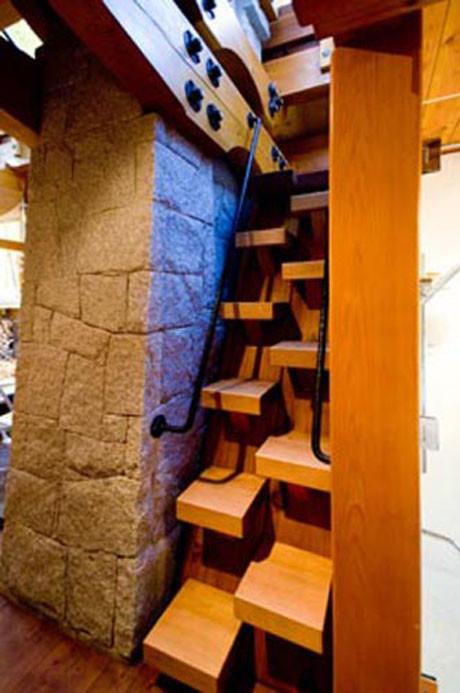 Tuhaf merdivenler