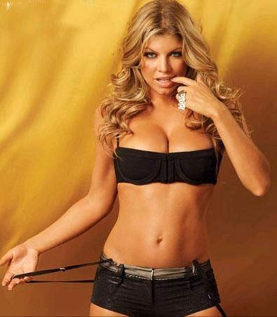 Fergie (Stacy Ann Ferguson)