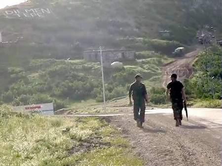 Mehmetçik, Kuzey Irakta tetikte !