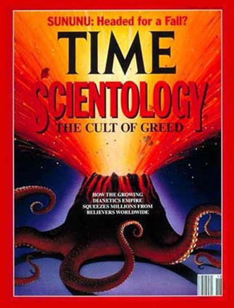 Ünlülerin tarikatı Scientology