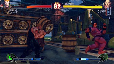 Street Fighter efsanesi geri döndü