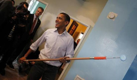 Badanacı Obama