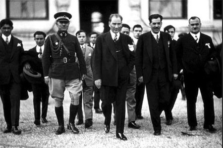 Atatürk ne zaman doğdu?
