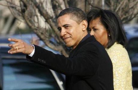 Barack Obama görevi devraldı