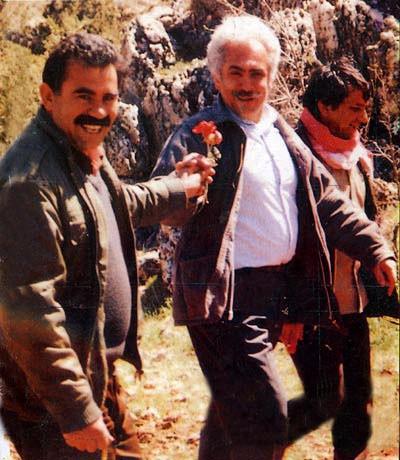 Doğu Perinçek PKK kampında