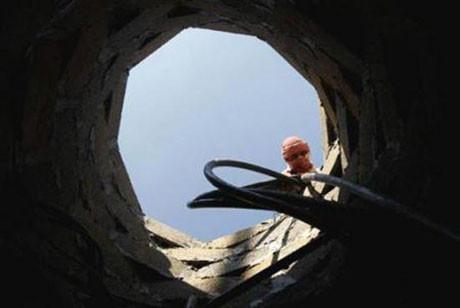 Hayat kaynağı tüneller