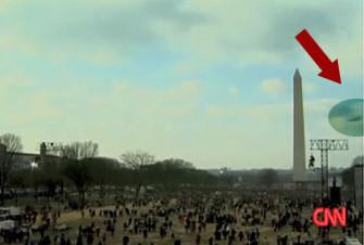 UFO CNN kamerasında!