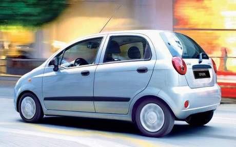 En küçük ve hesaplı arabalar